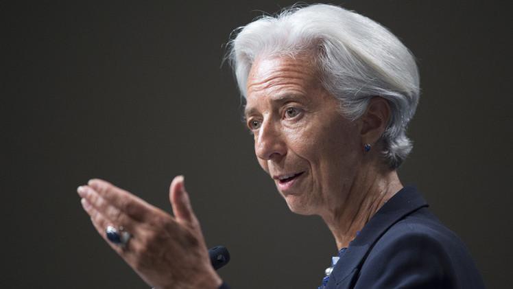 لاغارد: إجراءات المركزي الأوروبي ستسهم في مقاومة التضخم الضعيف