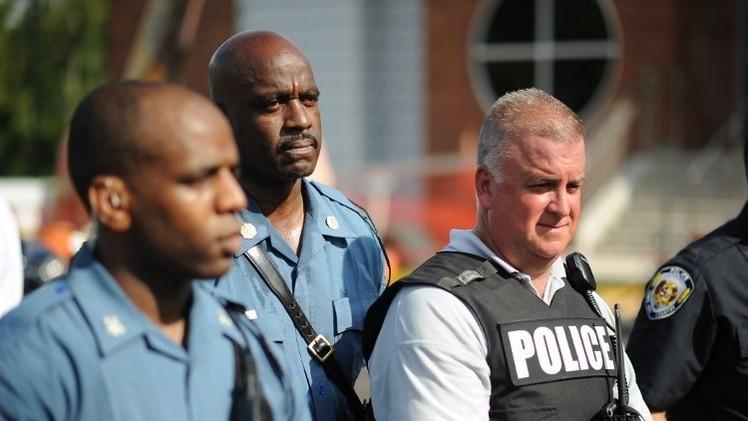 القضاء الأمريكي يحقق مع شرطة فرغسون