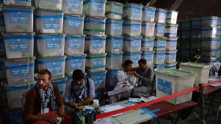 اللجنة الانتخابية الأفغانية: نتائج المرحلة الثانية خلال أيام