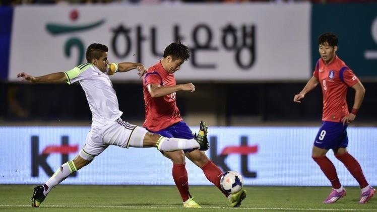 كوريا الجنوبية تفوز على فنزويلا بثلاثية وديا.. (فيديو)