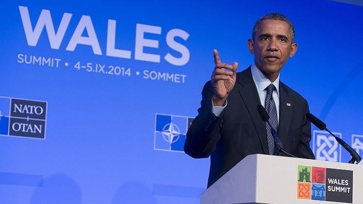 أوباما: سنهزم