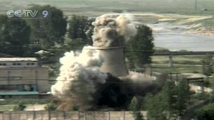 الوكالة الذرية تشتبه بإعادة تشغيل مفاعل بيونغيون في كوريا الشمالية
