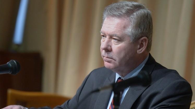 غاتيلوف: روسيا تؤيد مشروع القرار الأمريكي حول المقاتلين الأجانب