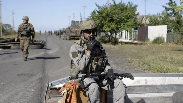 ممثلو الاتحاد الأوروبي سيتابعون تنفيذ الاتفاق حول وقف لإطلاق النار في شرق أوكرانيا