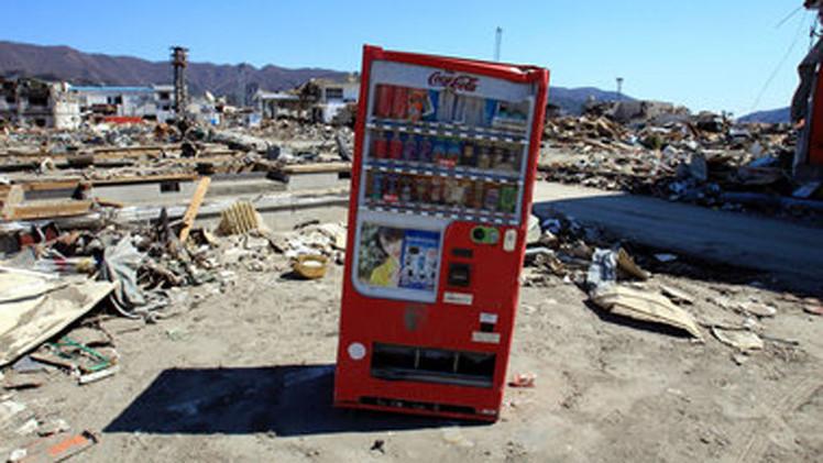 اليابان...أجهزة البيع الأوتوماتيكية تحذر من وقوع الزلازل