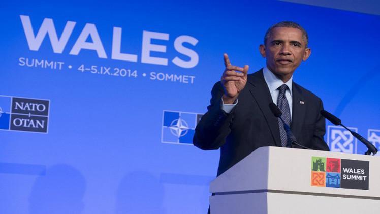 أوباما يعد بهزيمة تنظيم الدولة الإسلامية