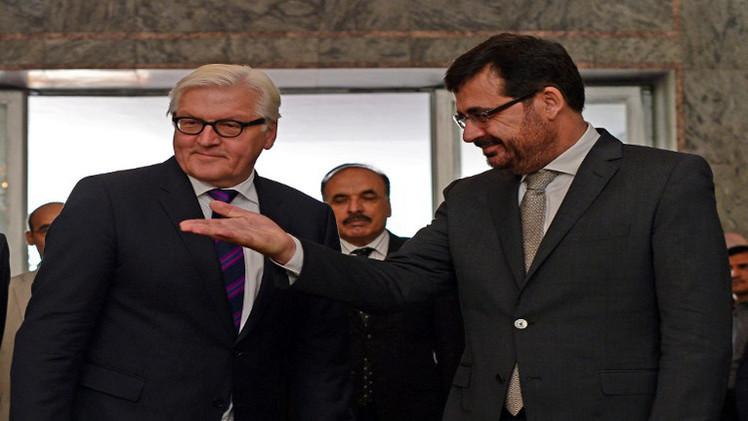 برلين تدعو مرشحي الرئاسة في أفغانستان إلى التوافق