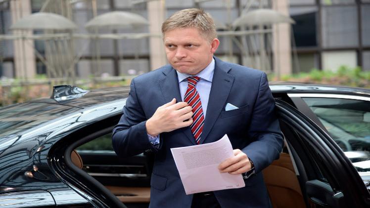 سلوفاكيا تدين احتمال فرض عقوبات جديدة ضد روسيا
