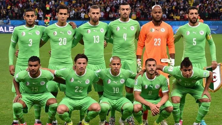 الجزائر تبدأ تصفيات كأس إفريقيا 2015 بالفوز على إثيوبيا