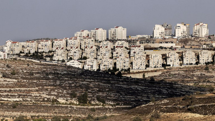 قرار إسرائيلي بمصادرة ألفي دونم قرب الخليل لأغراض عسكرية