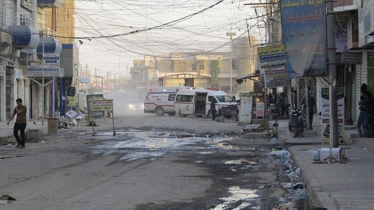 7 قتلى في قصف طائرات عراقية لمستشفى بلدة تحت سيطرة