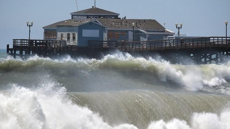 مقتل شخصين في إعصار قوي شمال غربي الولايات المتحدة