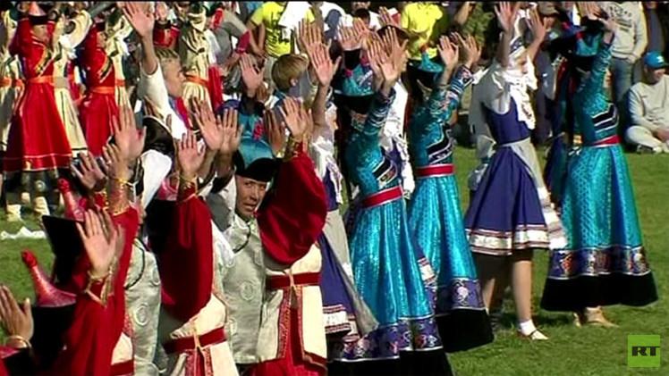 بوتين يشارك في احتفالات الذكرى الـ 100 لدخول