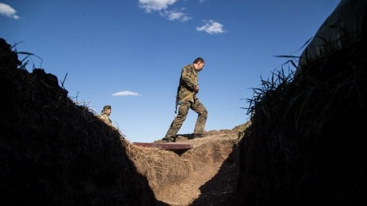 المتحدث باسم بوروشينكو: لوغانسك أطلقت سراح جنديين أوكرانيين