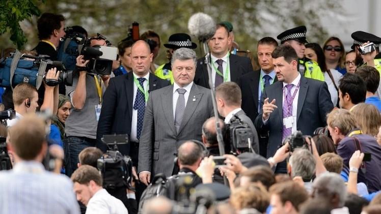 مستشار بوروشينكو يعدد الدول الراغبة بتقديم الأسلحة لكييف