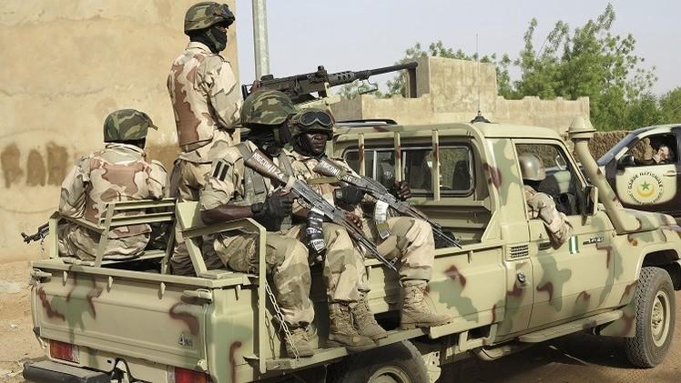 الجيش النيجيري يقضي على 50 من مسلحي