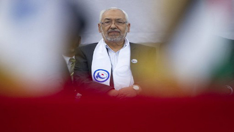 النهضة التونسية الاسلامية تقرر عدم خوض انتخابات الرئاسة المقبلة