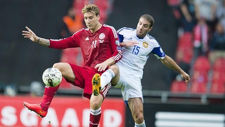 الدنمارك تتفادى الخسارة أمام أرمينيا في بداية مشوار تصفيات