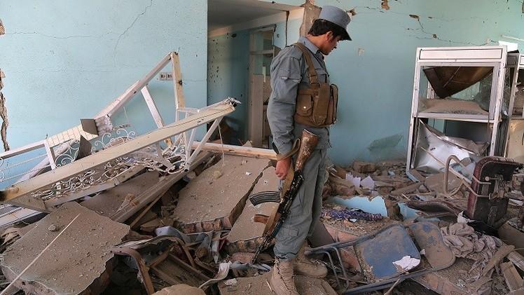 مقتل 24 مسلحا من حركة طالبان في أفغانستان