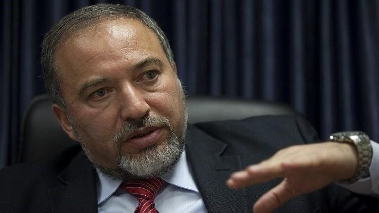 ليبرمان يشكك في إمكانية استمرار هدنة غزة