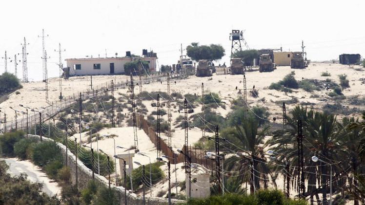 الرئاسة الفلسطينية تنفي مزاعم توسيع قطاع غزة من أراضي سيناء