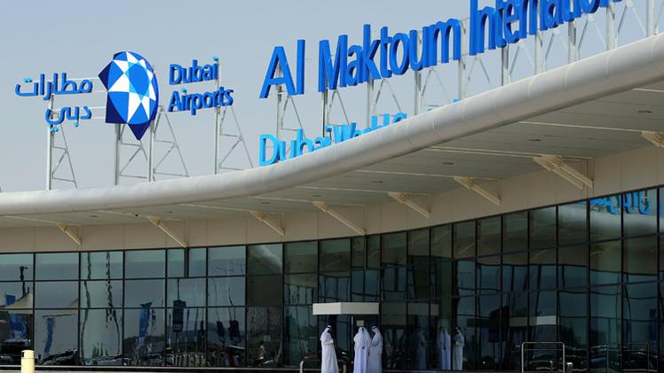 دبي تطلق مشروع بناء أكبر مطار في العالم