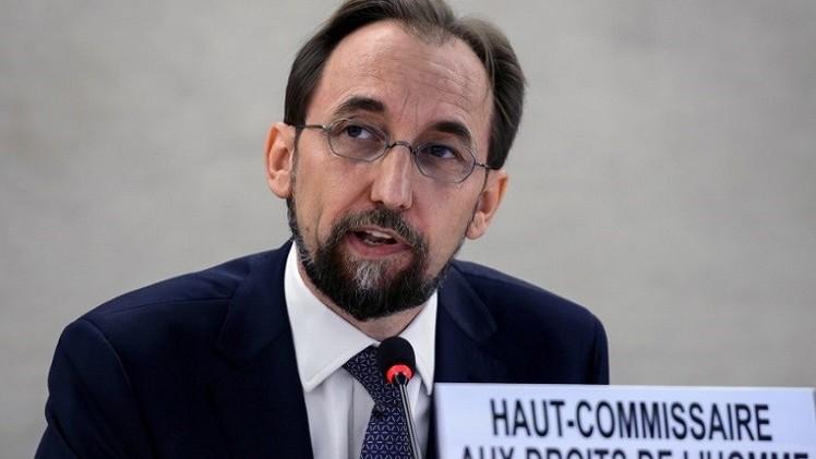 المفوض الأعلى الجديد لحقوق الإنسان يدين دموية تنظيم الدولة