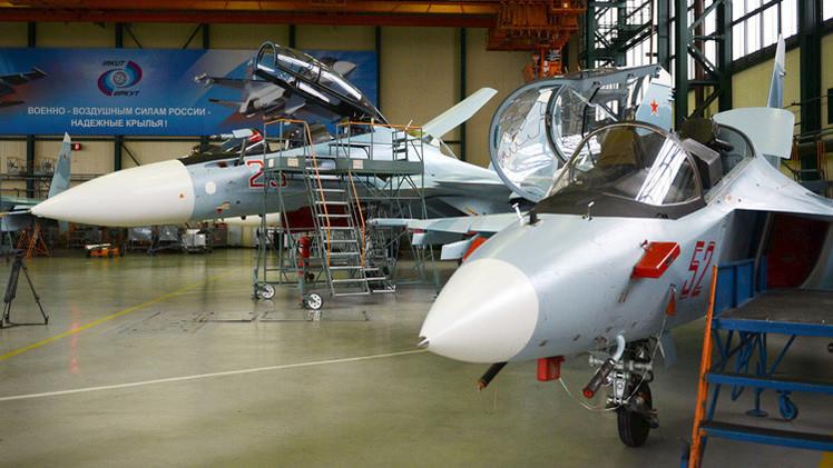 مسؤول روسي: العقوبات الغربية المحتملة لن تؤثر على صناعة الطيران الحربي الروسية