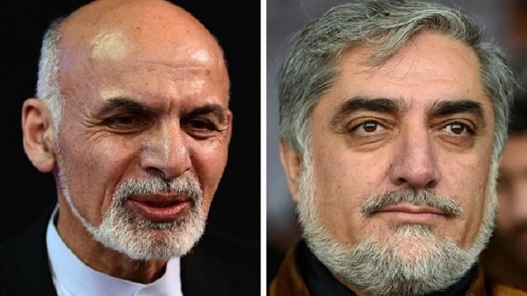 عبد الله يؤكد فوزه في الانتخابات الرئاسية الأفغانية