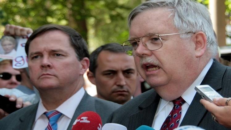 جون تيفت: سأحاول مساعدة واشنطن في فهم روسيا وآفاقها