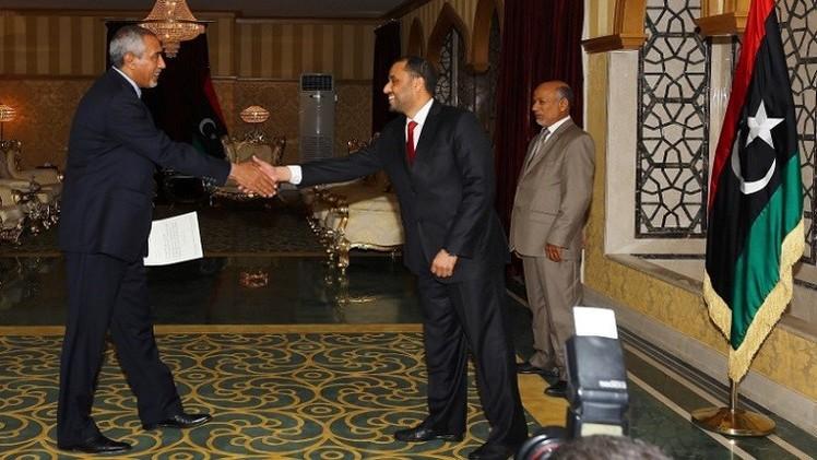 ليبيا.. حكومة