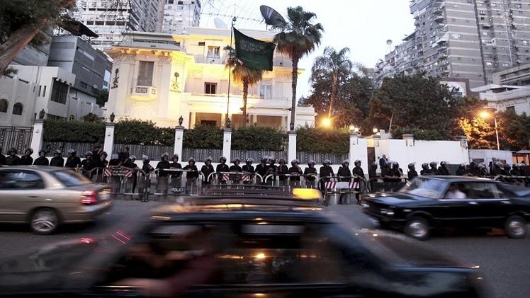 مصر تحتضن أكبر سفارة للسعودية في العالم