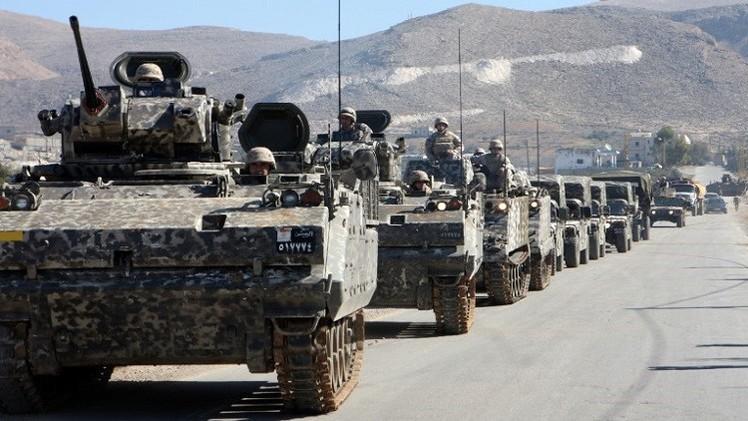 ميشيل سليمان يطلب استدعاء قوات الاحتياط لدعم الجيش اللبناني في حربه على