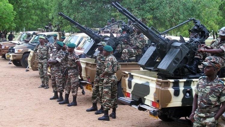 الكاميرون تعلن القضاء على 100 مسلح من