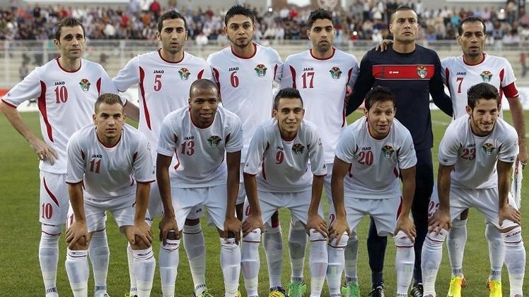 نشامى الأردن يتعادلون مع التنين الصيني وديا