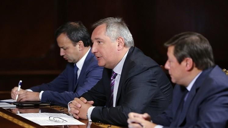 روغوزين: زحف الناتو نحو الشرق محاولة لجر روسيا إلى سباق التسلح