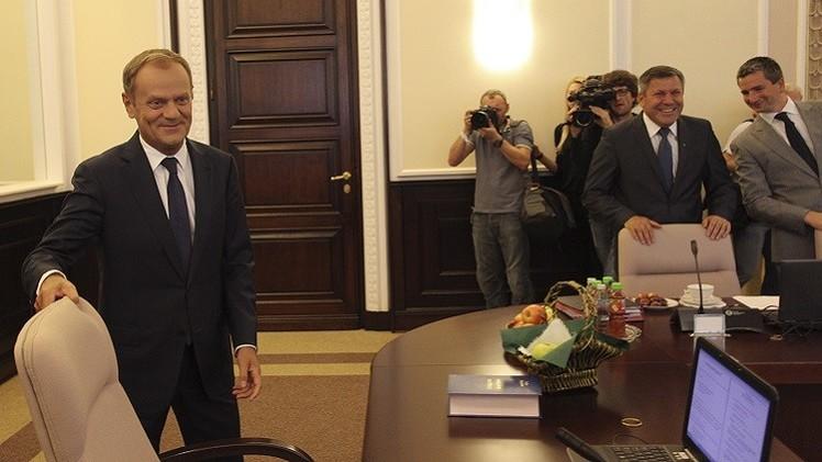 رئيس الحكومة البولندية يقدم استقالته