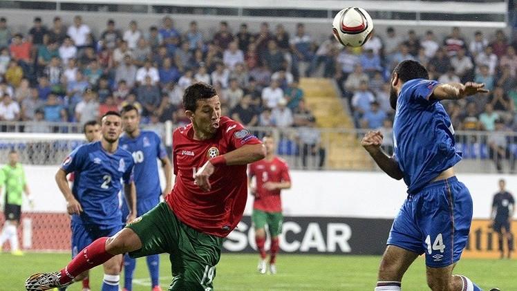 بلغاريا تبدأ تصفيات