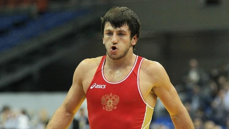 المصارع الروسي تسارغوش بطلاً للعالم للمرة الثالثة