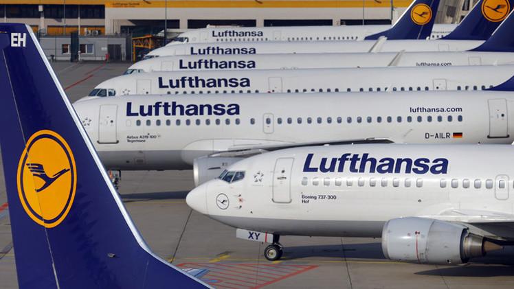 إضراب يتسبب بإلغاء 110 رحلات جوية في ألمانيا