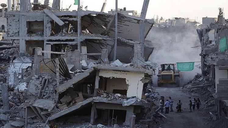 إسرائيل تدرس احتمال ارتكاب جيشها جرائم خلال عمليتها العسكرية في قطاع غزة