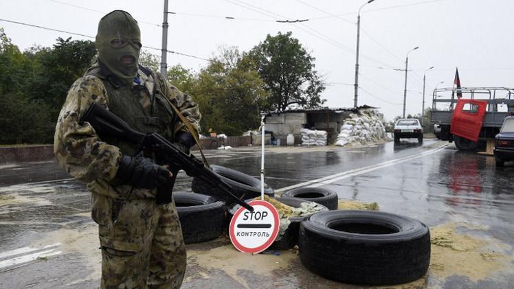مقتل 3 من حرس الحدود الأوكراني وتبادل الاتهامات بخرق الهدنة
