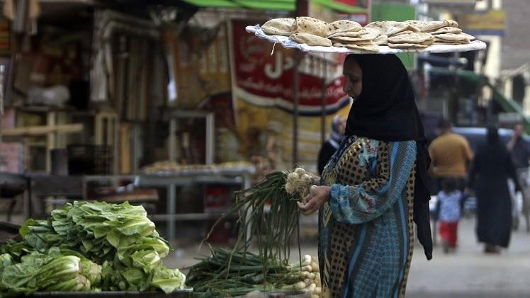 ارتفاع معدل التضخم السنوي في مصر أكثر من 11%