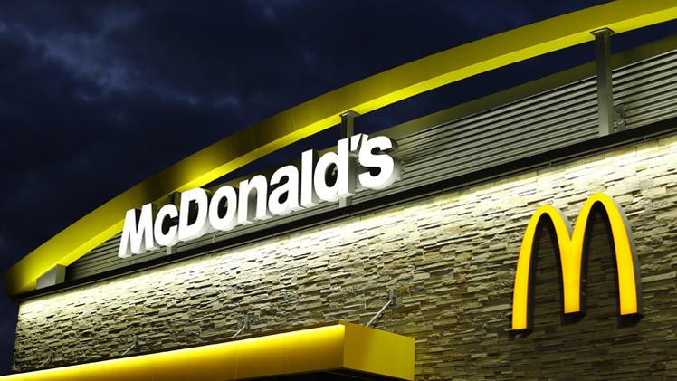 ماكدونالدز تواجه أسوأ انخفاض في أرباحها خلال الشهر الماضي