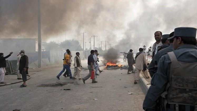 مقتل وجرح أكثر من 20 مدنيا في غارة أمريكية شرق أفغانستان