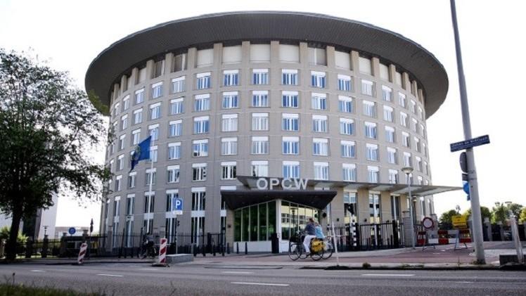 منظمة حظر الأسلحة الكيميائية: الكلور استخدم كسلاح في شمال سورية