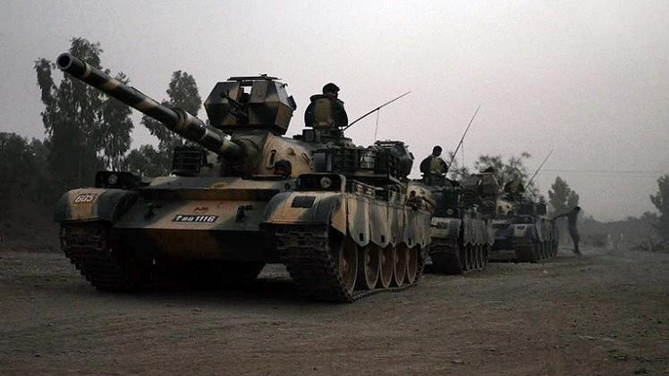 مقتل 35 مسلحا من طالبان الباكستانية