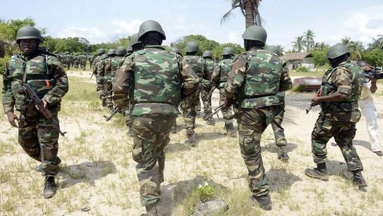 الجيش النيجيري يشن هجوما لطرد