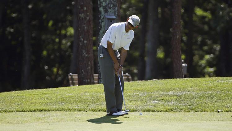 أندية الغولف الأمريكية تفرض عقوبات على أوباما