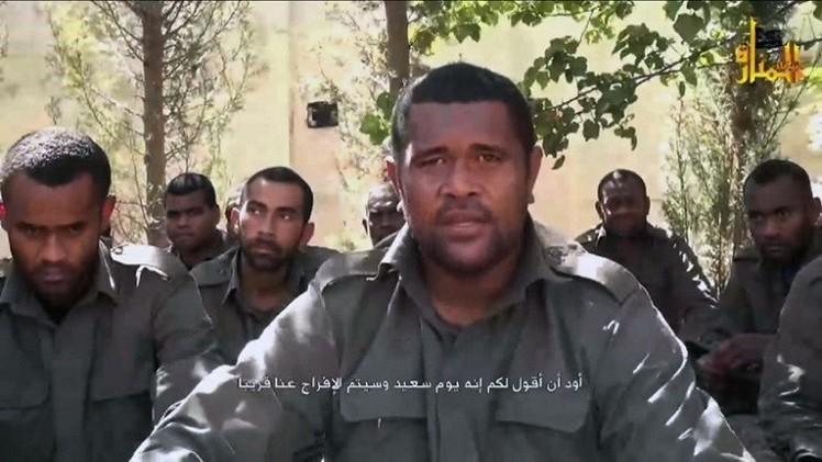 الأمم المتحدة: تم الإفراج عن 45 جنديا فيجيا من قوات حفظ السلام في الجولان